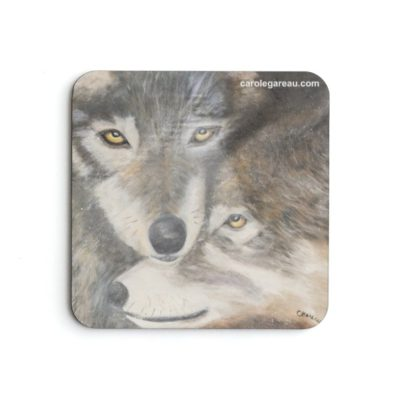 Wolves Coaster